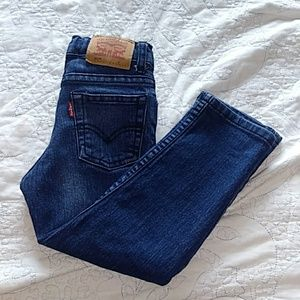 Levi's toddler jeans
